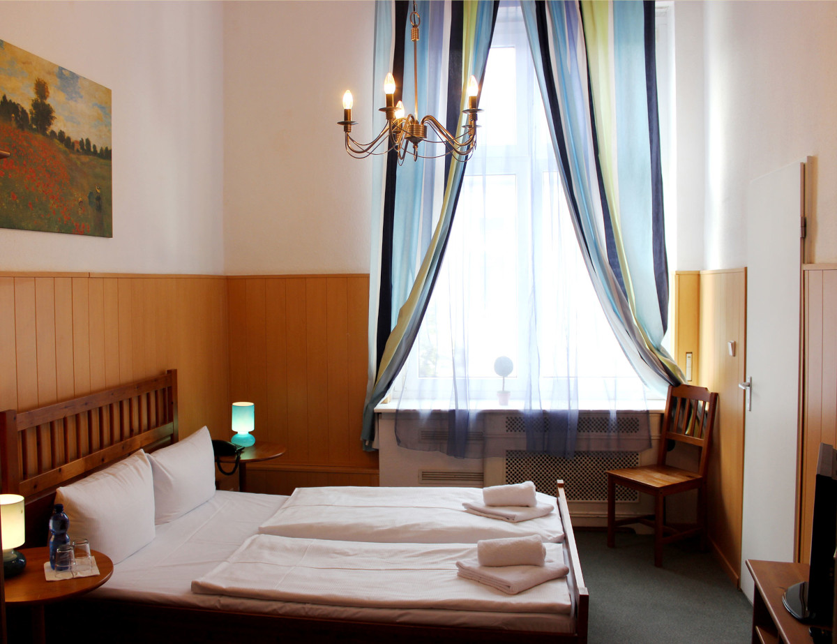 Rheingold Berlin Hotel